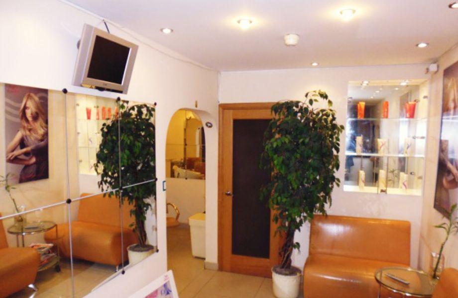 Салон красоты в Приморском районе в собственность