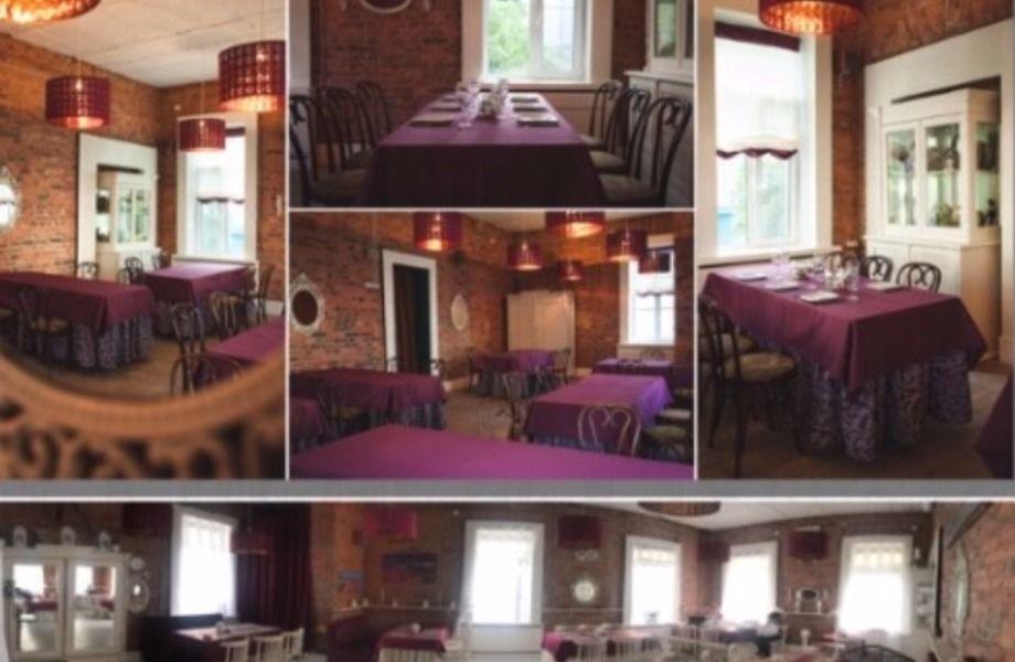 Ресторан в самом сердце Царского села