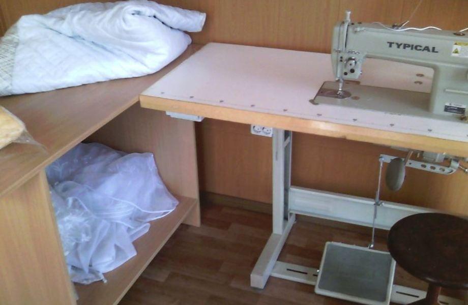 Швейная мастерская по пошиву текстильной продукции