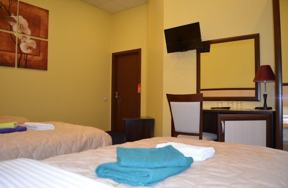 Мини-отель с низкой арендой