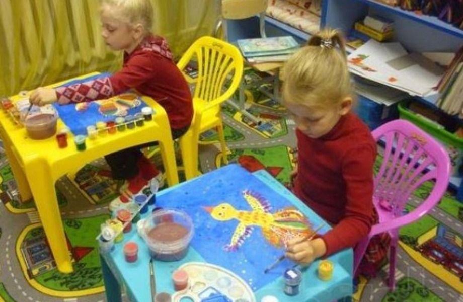 Детский сад в Красногвардейском районе
