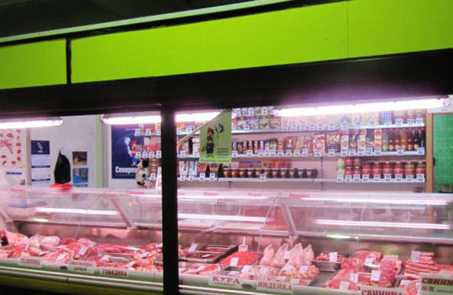 Прибыльный мясной отдел в ТК (рынок с 1993г.)