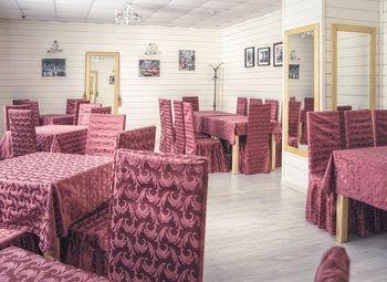 Популярное загородное кафе в Тверской области