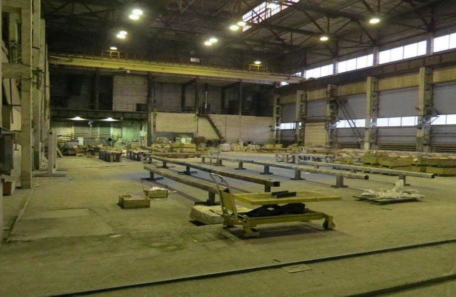 Действующий Завод Металлоконструкций