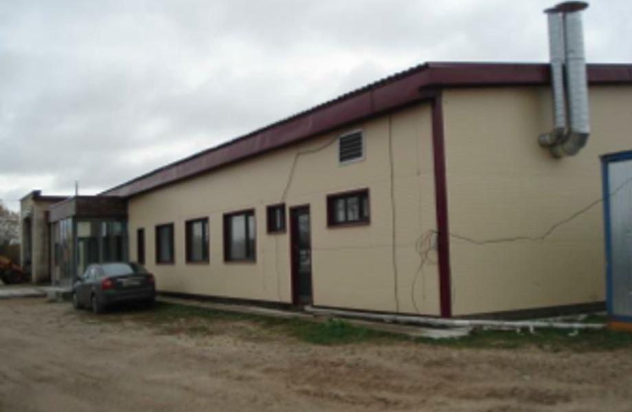 Свиноводческий комплекс на севере-востоке ЛО