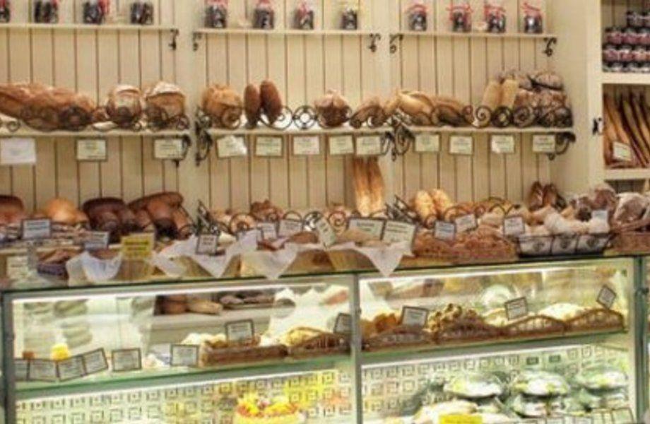 Пекарня с высокой проходимостью