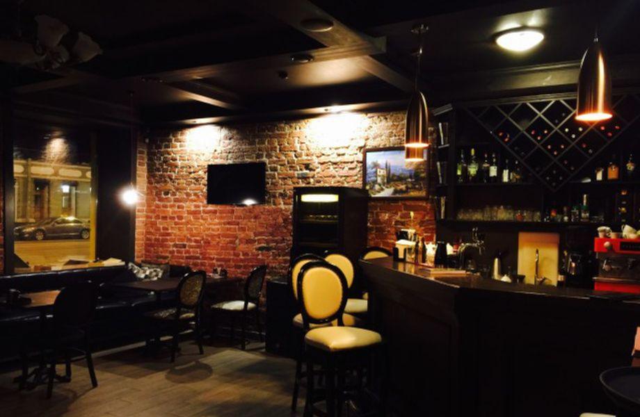 Уютный ресторан на Литейном проспекте