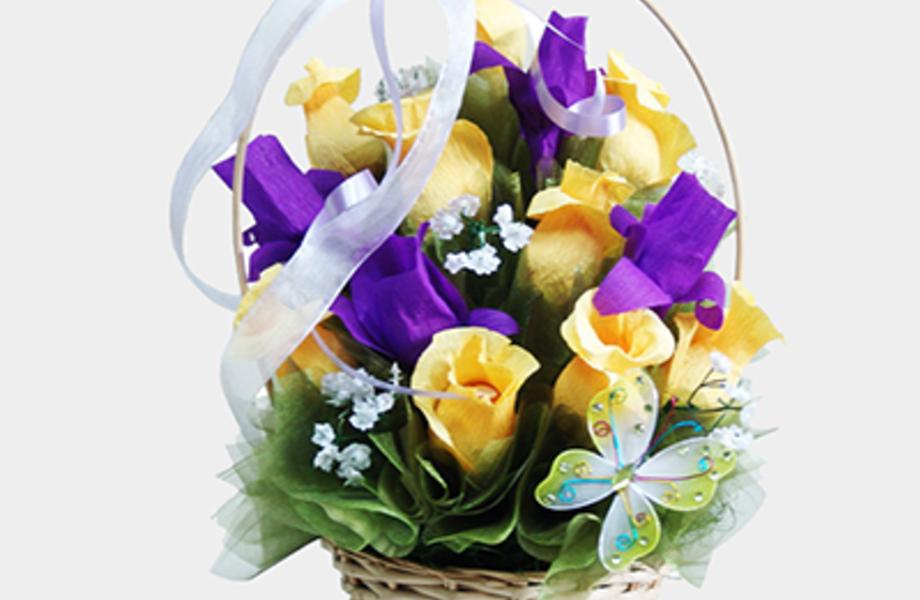 Интернет-магазин подарочных корзин, букетов и фруктовых композиций