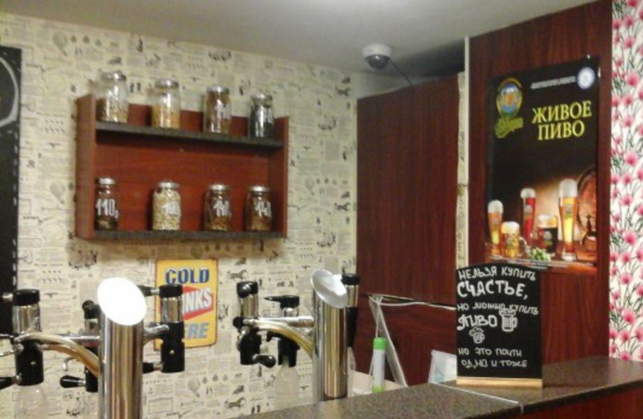 Отдел по продаже разливного пива (Центр города)