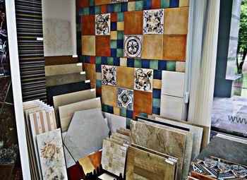 Эксклюзивный салон по продаже дизайнерской кафельной плитки