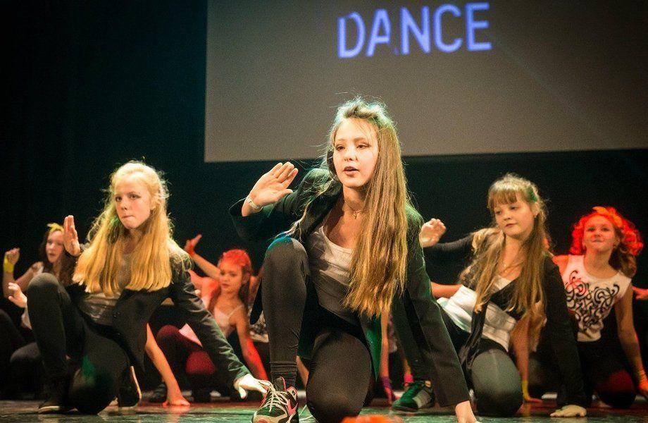 Крупнейшая школа танцев