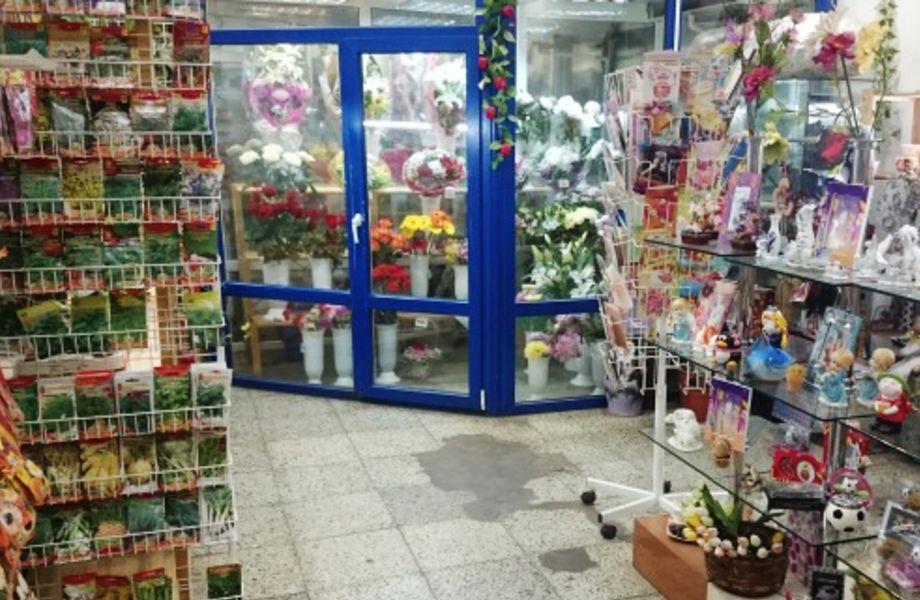 Магазин Цветы - Сувениры (Более 10 лет работы)