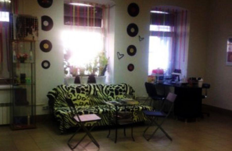 Салон красоты 70 кв.м. в центре города