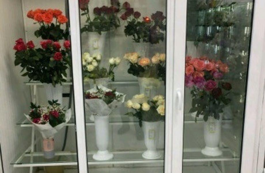 Цветочный Магазин в Проходимой Зоне