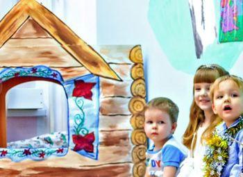 Детский сад полного цикла на севере города