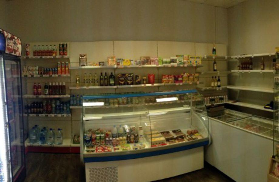 Продуктовый магазин в элитном районе (Лицензия)