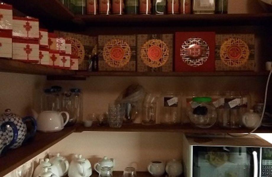 Чайная и Бар в Комплексе