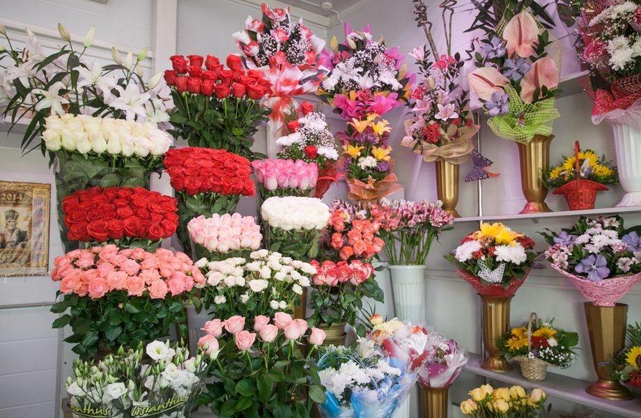 Салон Цветов в Тк в Центре города