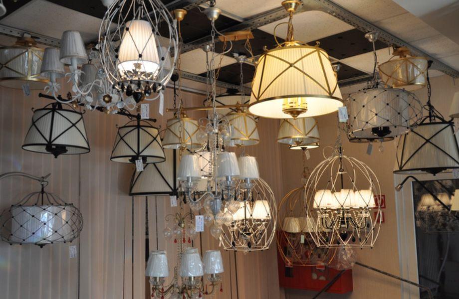 Прибыльный магазин светильников
