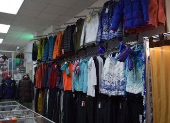 Магазин уникальной одежды для спорта и отдыха в Ломоносове