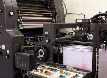 Мини-типография по цене оборудования