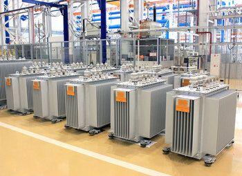 Завод по производству энергетического оборудования