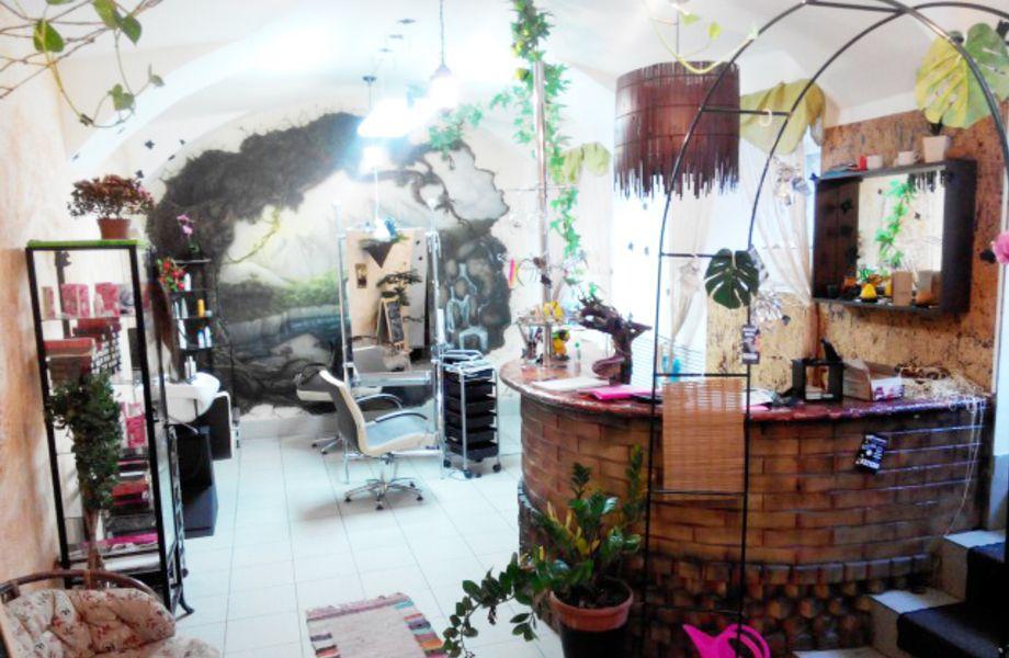 Салон красоты в центре города (Помещение в собственности)