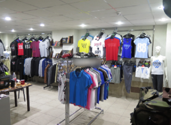 Магазин товаров для единоборств и фитнеса