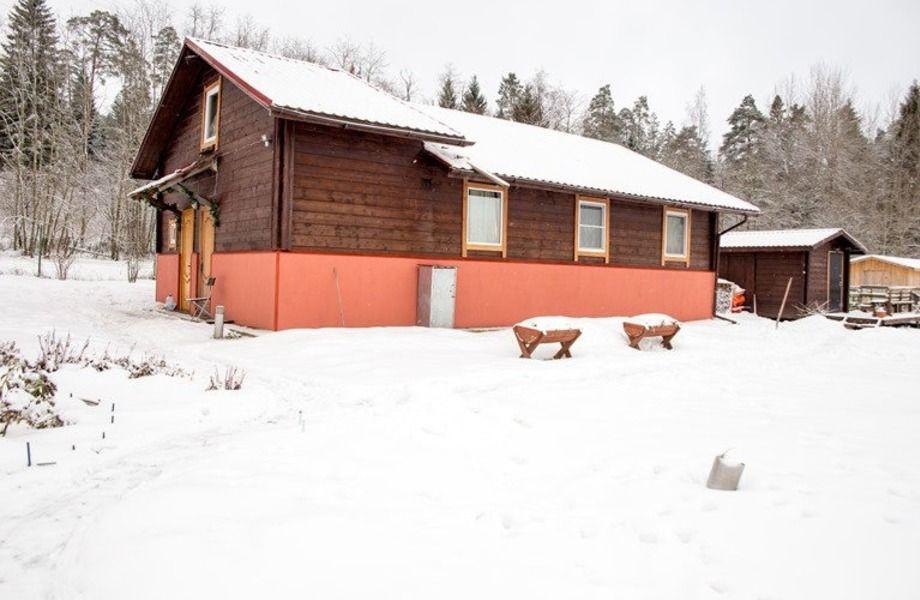 База отдыха в Приозерском районе
