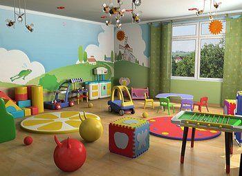 Детский сад на юге города