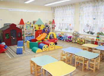Детский сад в перспективном районе города