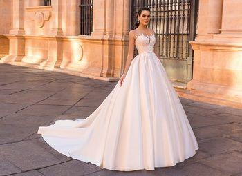 Магазин свадебных платьев в центре
