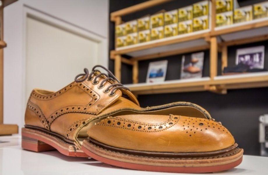 Эксклюзивный магазин английской обуви