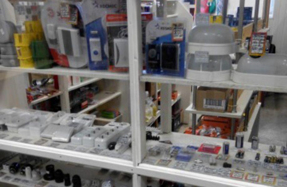 Магазин хозяйственных и строительных товаров в ТК