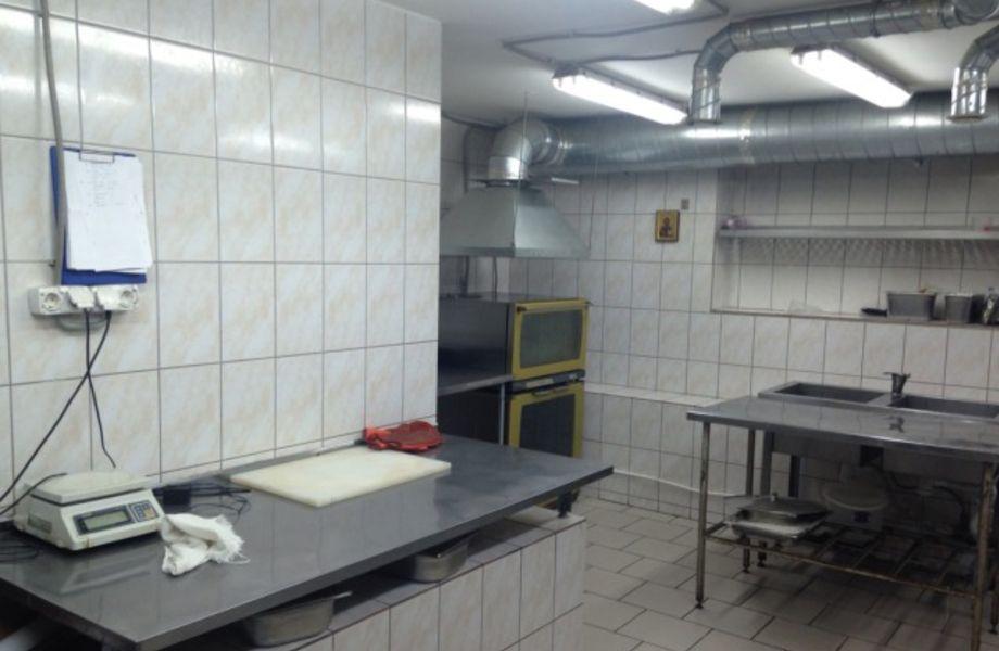 Производство для кулинарии и выпечки 140 кв.м.