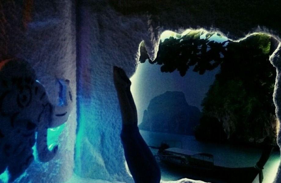 Соляная пещера без конкурентов в спальном районе