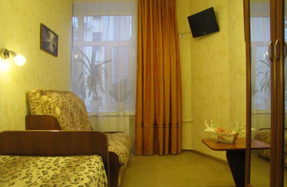 Мини отель в центре города (Отличный ремонт)