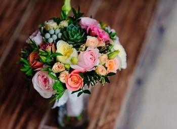 Популярный салон цветов