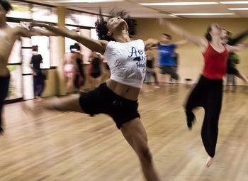 Развивающаяся студия танцев