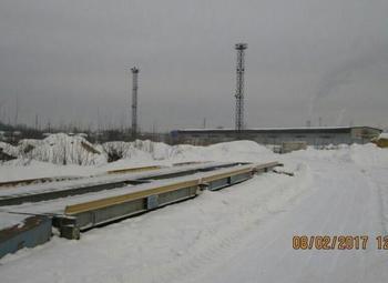 Бетонный завод с участком в собственность
