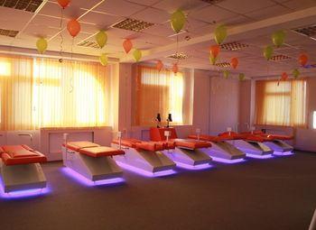 Фитнес клуб для женщин