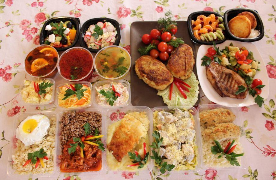 Сайт по Доставке Обедов