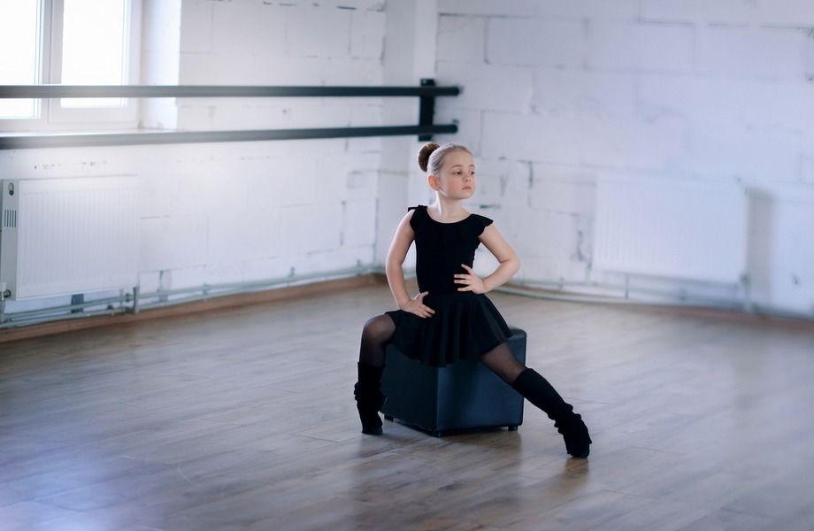Оборудованная танцевальная студия