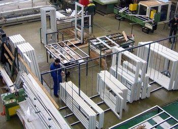 Производство окон, дверей,балконов из ПВХ