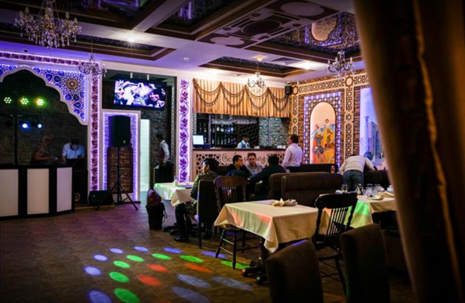 Ресторан на Юге Города с Сайтом