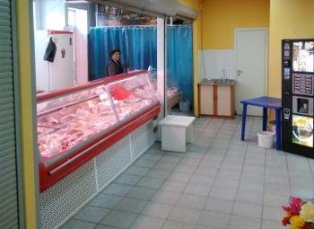 Мясной магазин рядом с метро