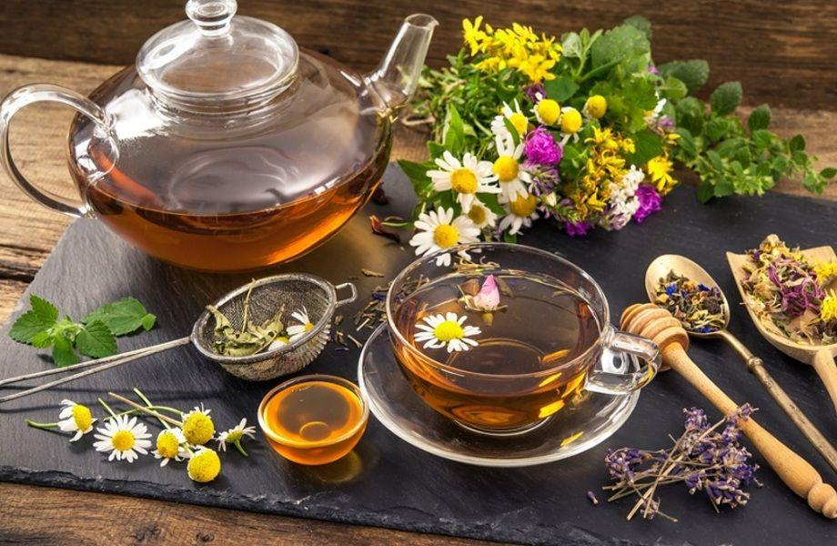 Магазин Чайных Напитков и Сладостей+Сайт