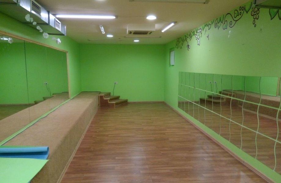 Спортивный детский центр