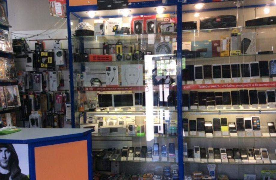 Салон связи + ремонт сотовых телефонов