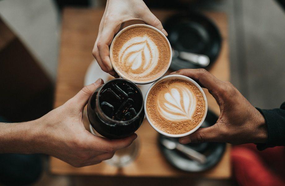 Кофейня в проходимом месте